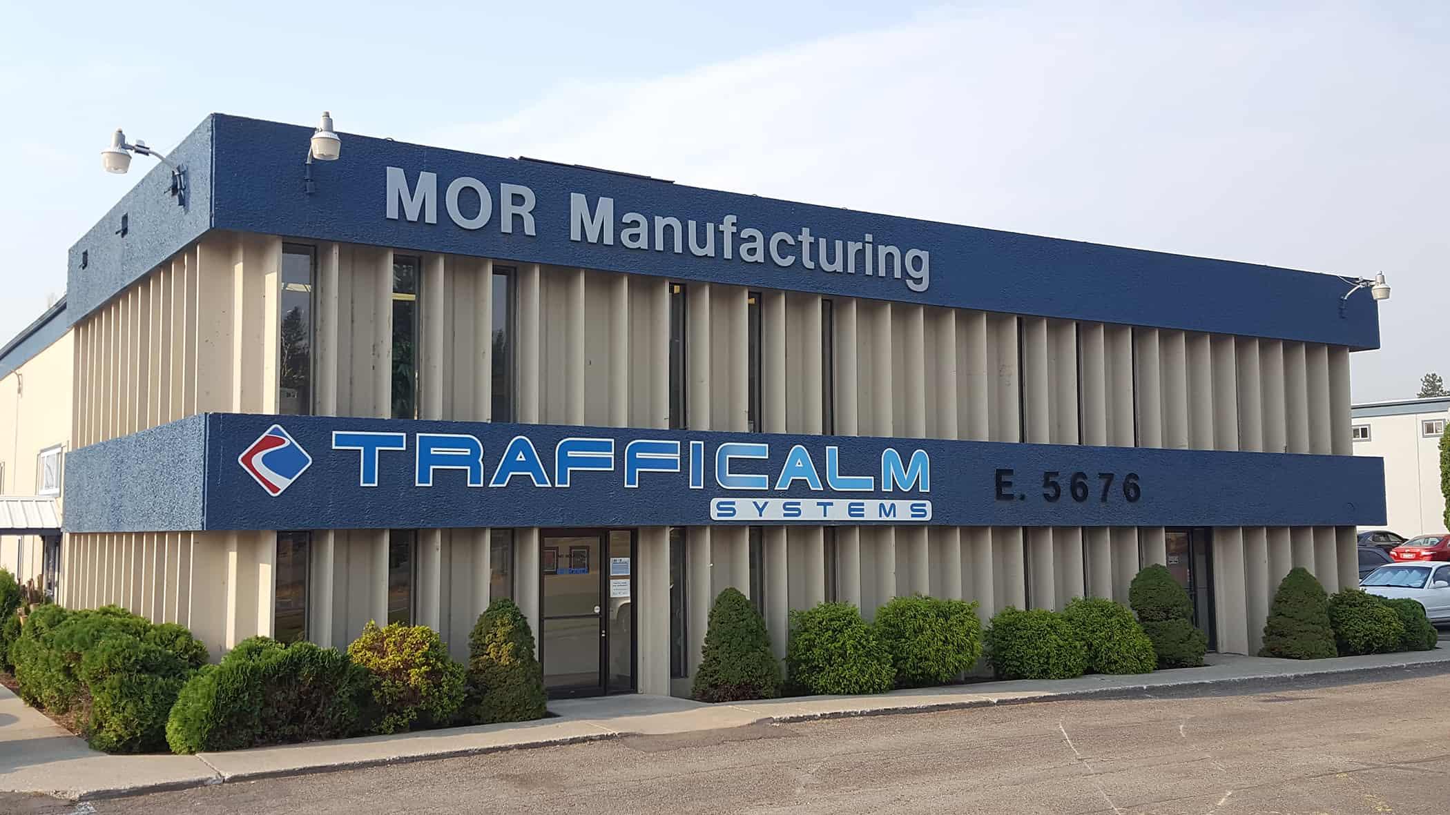 TraffiCalm Building