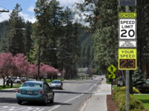 School Zones Made Visible