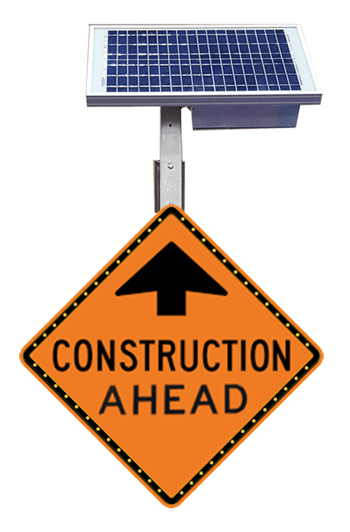 Construction Ahead Completed