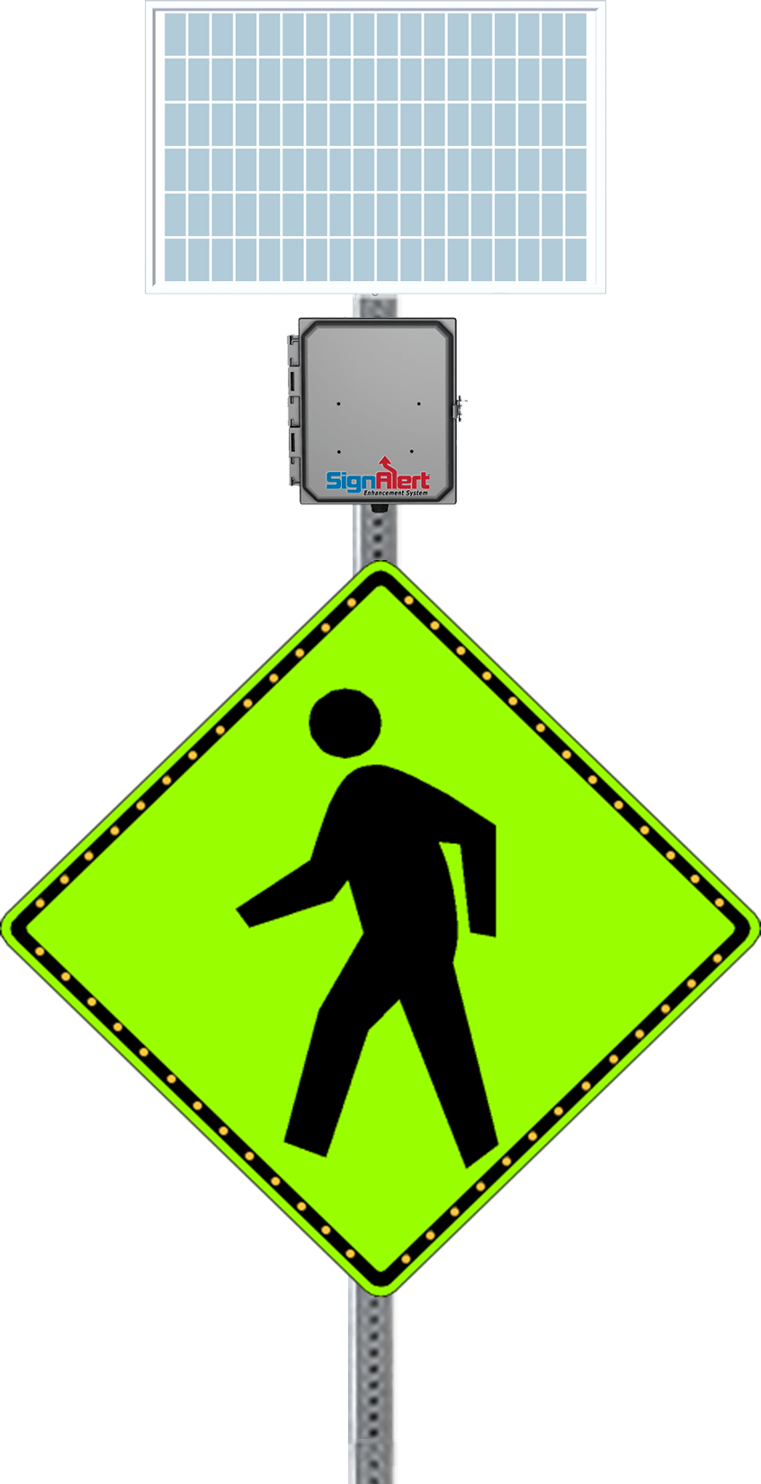 Ped Crossing - SA Advanced